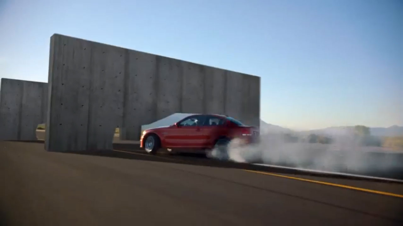 2012 BMW 1 Series M Coupe Wall 021
