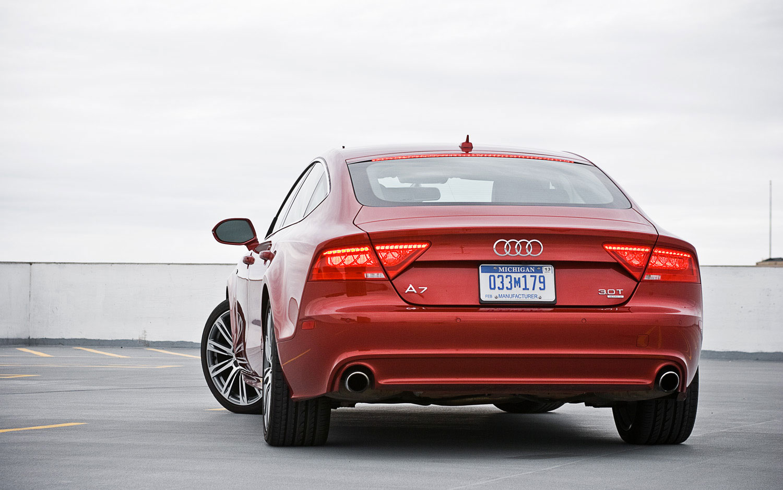 2012 Audi A7 3 0t Prestige Editors Notebook Automobile Magazine
