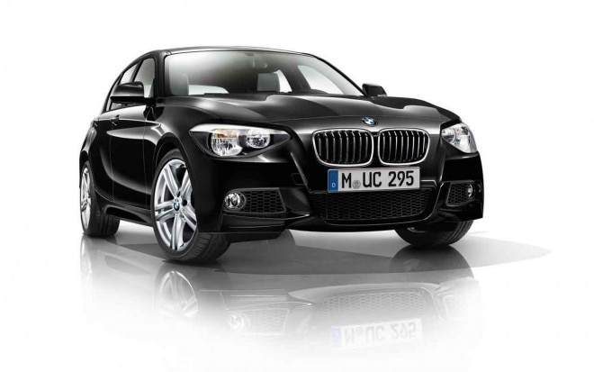 2012 Bmw 1 Series Hatchback M Sport Package Front Three Quarter1 660x413