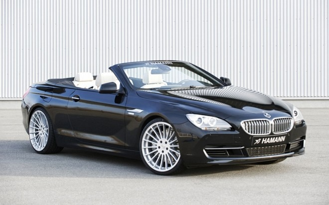 2012 Bmw 650i Convertible Hamann Tuned Front End1 660x413