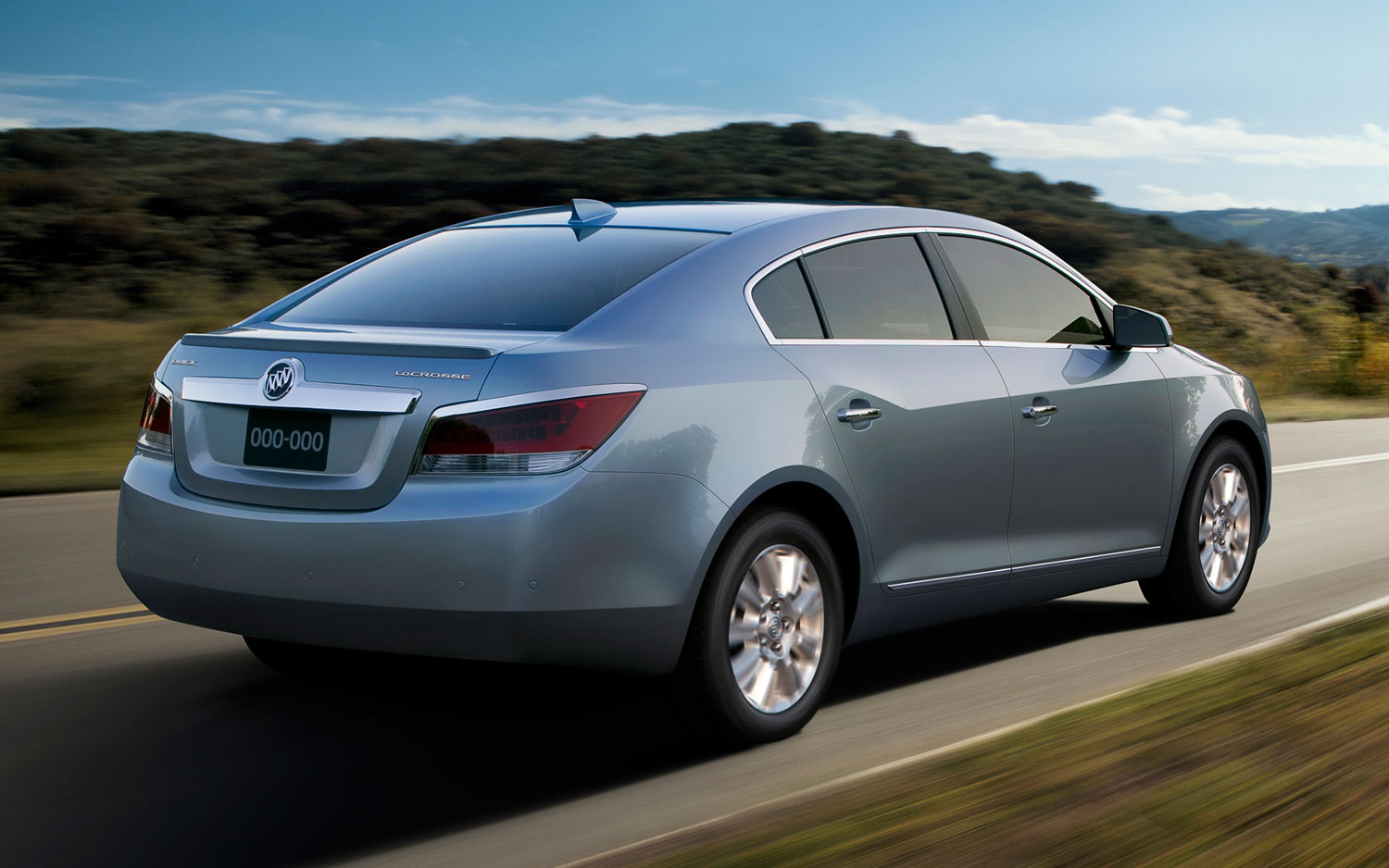 2012 Buick Lacrosse Eassist Priced From 30 820
