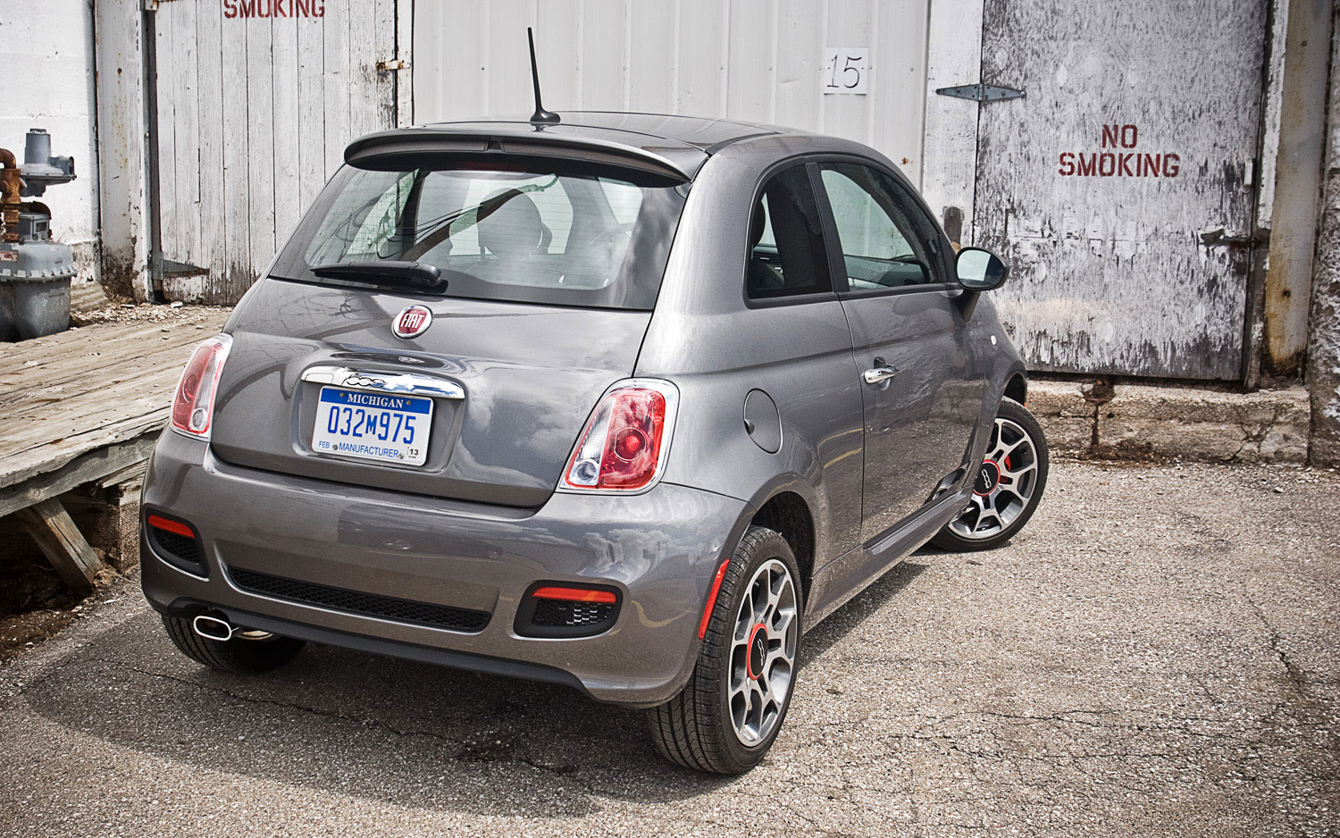 Of Its Many Competitors, The Only Car Over Which The Fiat 500 ...