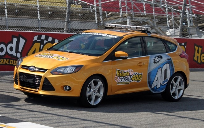 2012 Ford Focus Hatchback Pace Car Front Three Quarter21 660x413