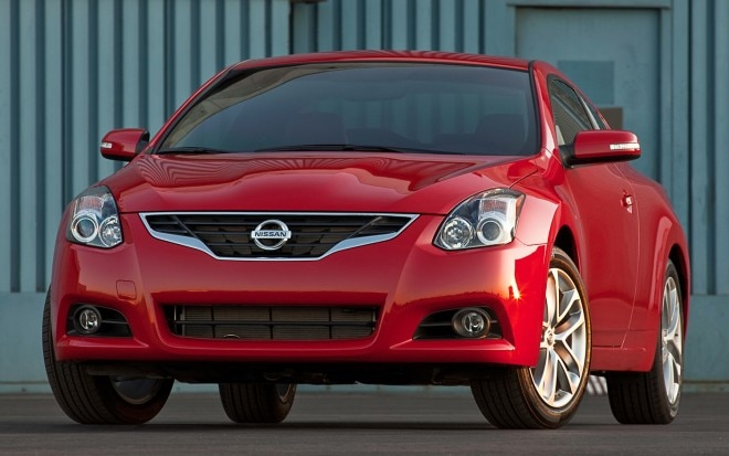 2012 Nissan Altima Coupe Front1 660x413