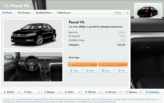 2012 Vw Passat Configurator V61 660x413