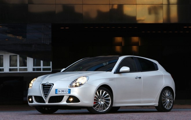 Alfa Romeo Giulietta 11 660x413