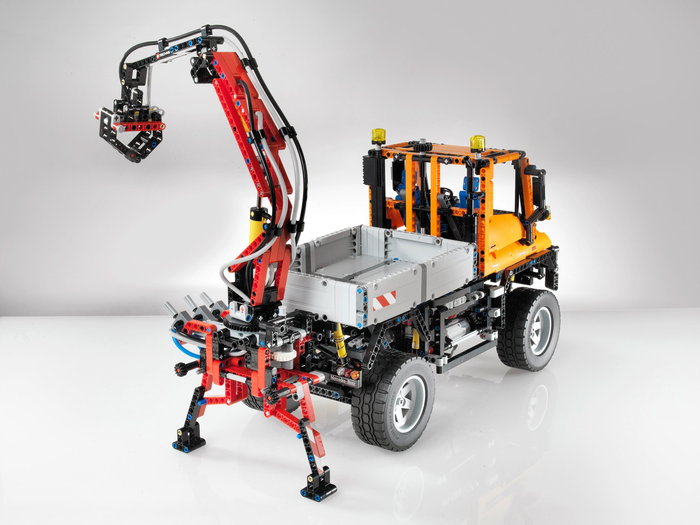 Lego Unimog Rear1