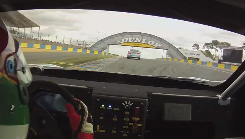 Nissan Leaf Nismo RC Le Mans1