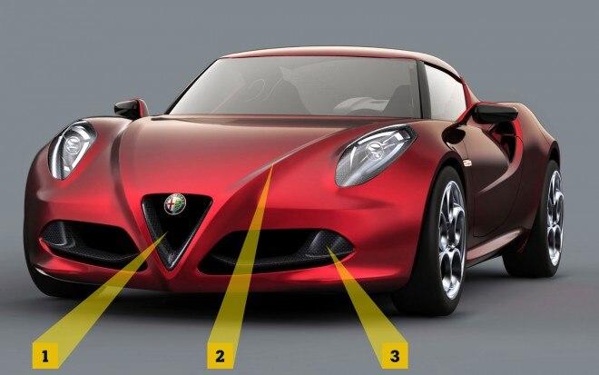 Alfa Romeo 4c Front View3 660x413