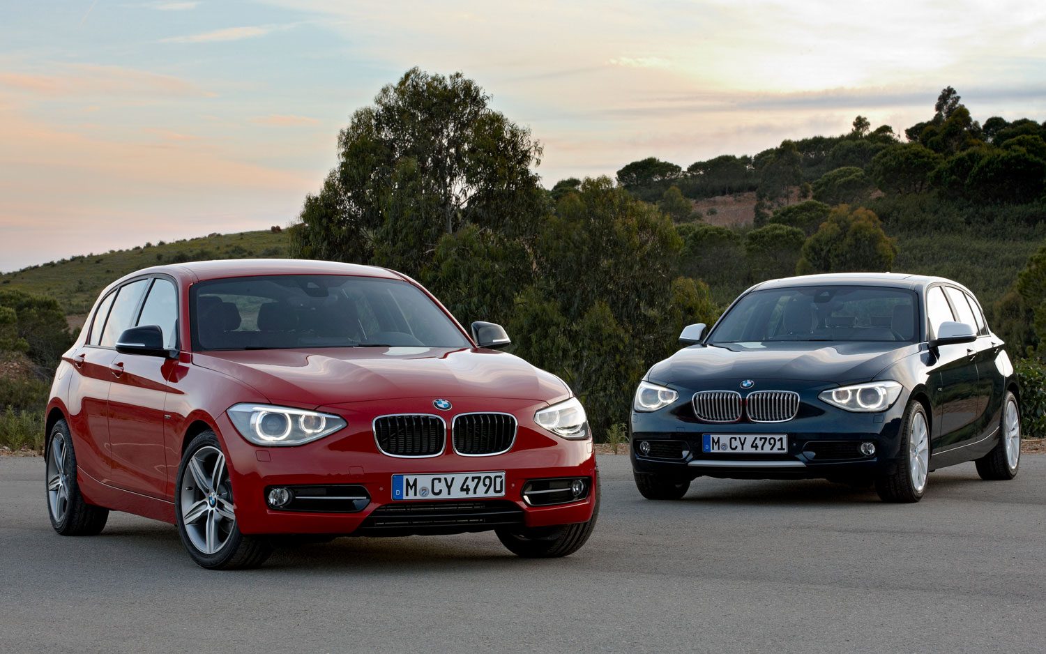 Bmw 1 Series Hatchback1