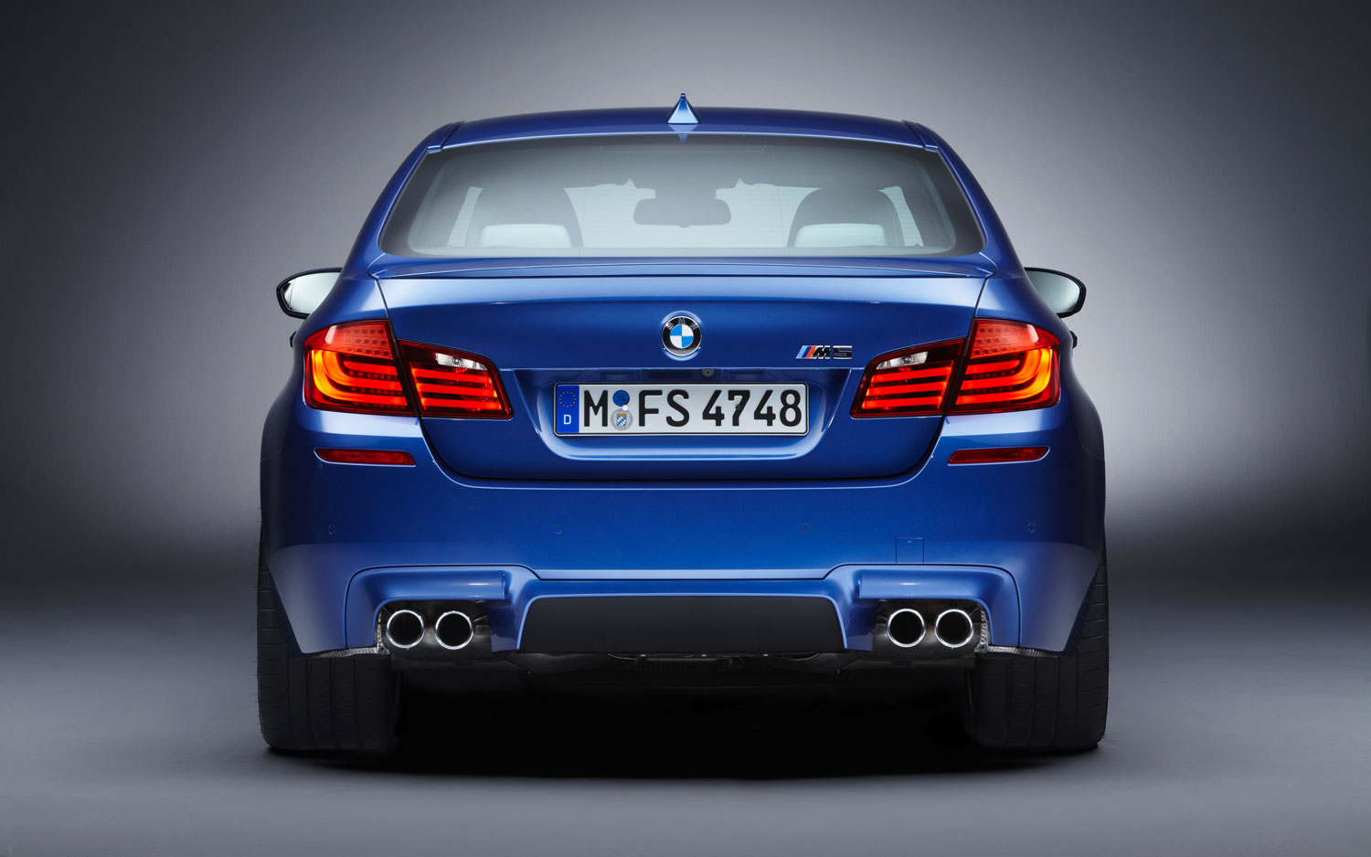 2012 BMW M5  First Look  Automobile Magazine
