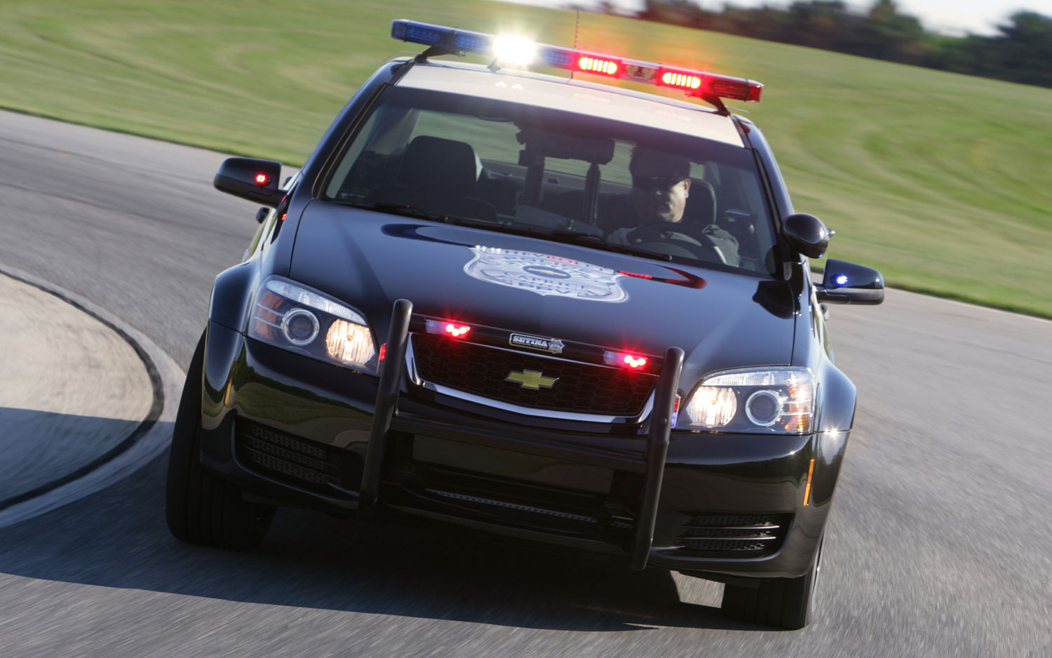 Chevrolet Caprice Ppv Front1