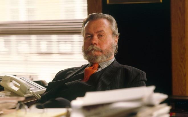 David E Davis Jr Behind His Desk8 660x413