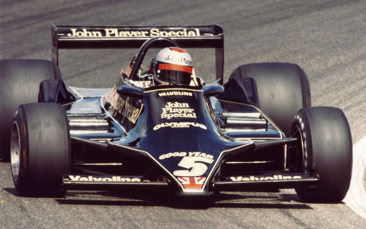Mario Andretti Racing Front View3