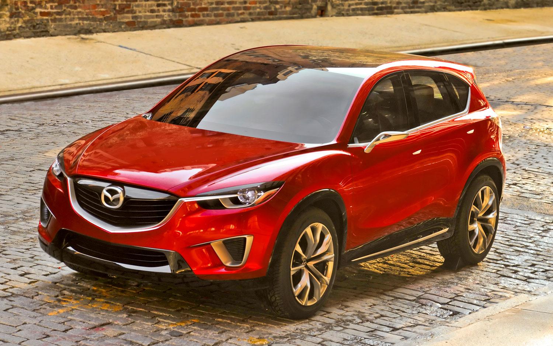 Mazda Minagi Concept Front Three Quarter21