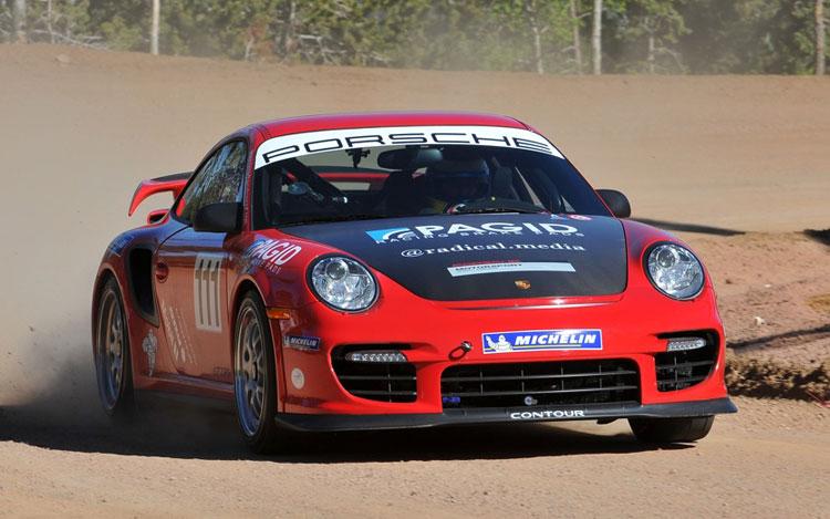 Porsche 911 Gt2 Rs Pikes Peak Front1