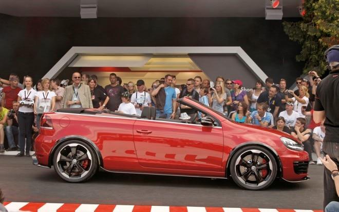 Volkswagen Gti Cabrio Concept Side Shot1 660x413