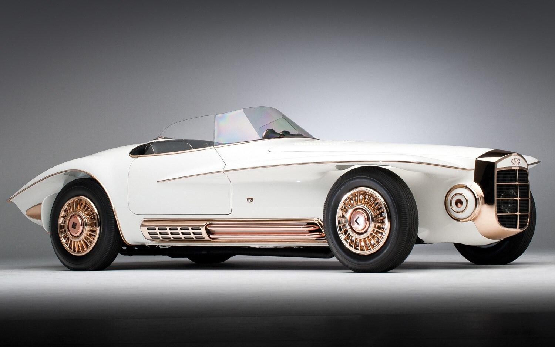 1965 Mercer Cobra Concept Front Three Quarters View1