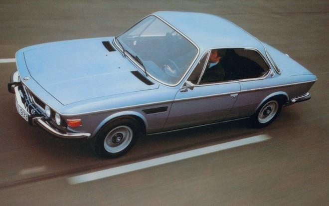 1971 BMW CSI Driving1 660x413