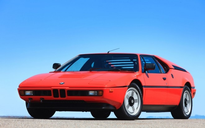1978 1981 Bmw M1 Front Left View Parked1 660x413