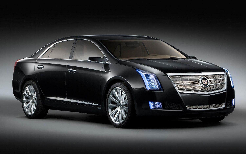 2010 Cadillac Xts Platinum Concept Front Three Quarter1