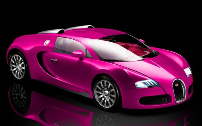 2011 Bugatti Veyron 16