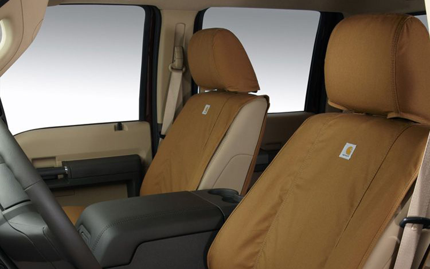carhartt releases new ford f 150 pickup seat covers. Black Bedroom Furniture Sets. Home Design Ideas