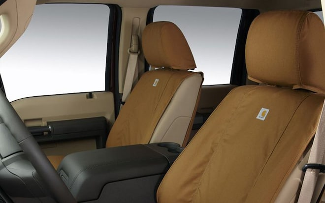 Carhartt Releases New Ford F 150 Pickup Seat Covers