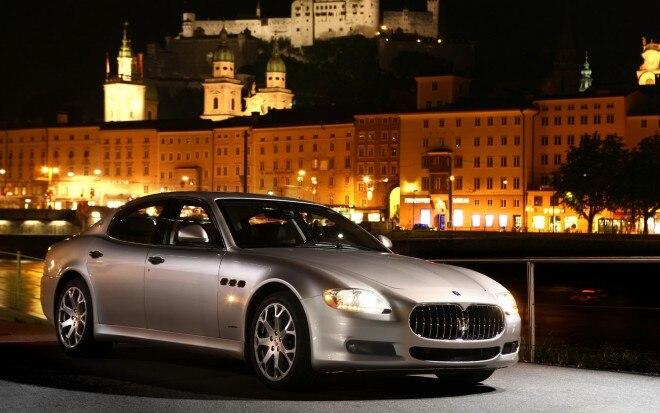 2011 Maserati Quattroporte Front Three Quarter1 660x413