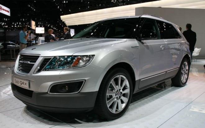 2011 Saab 9 4X Front