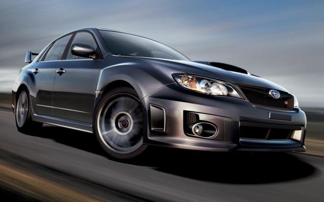 2011 Subaru Impreza WRX STI Front Three Quarter1 660x413