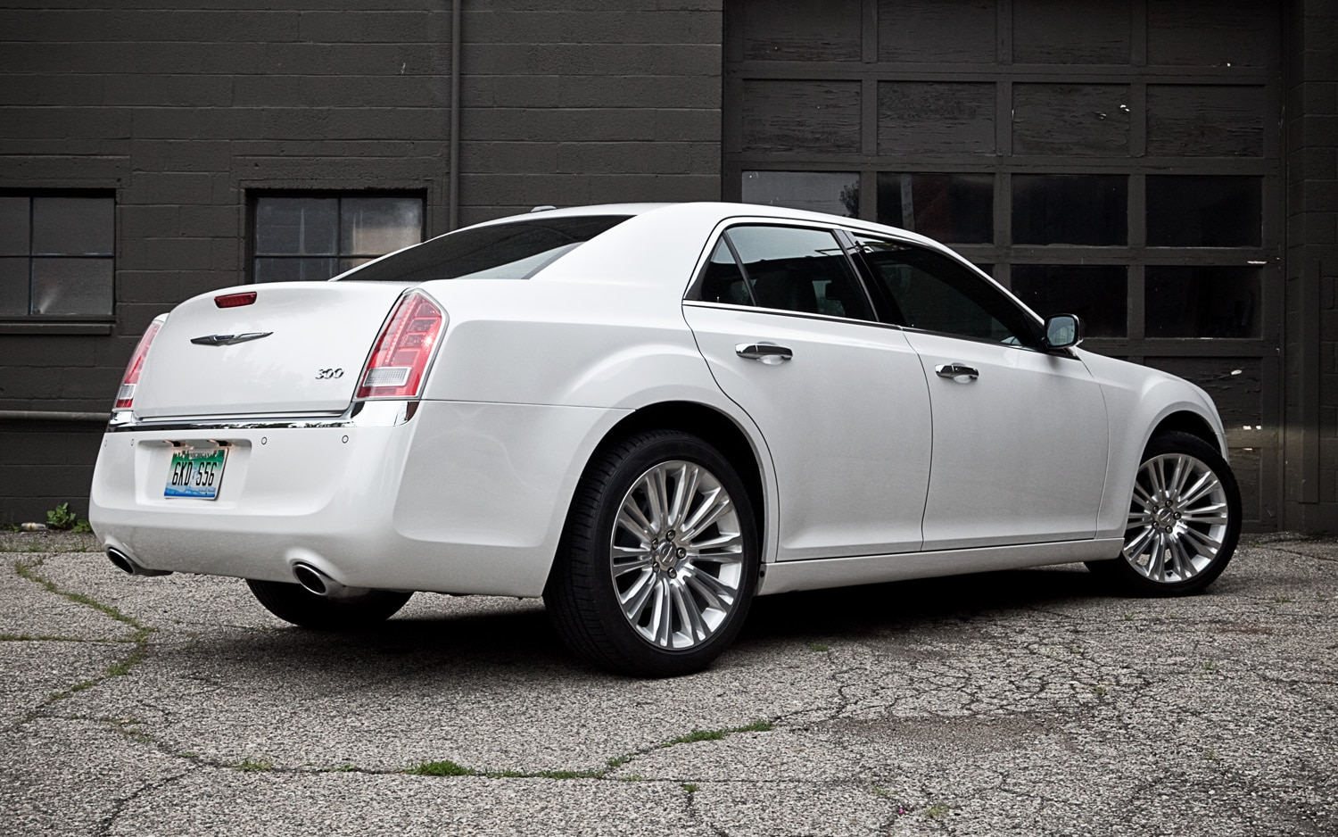 2011 Chrysler 300 Limited V 6 Editors Notebook