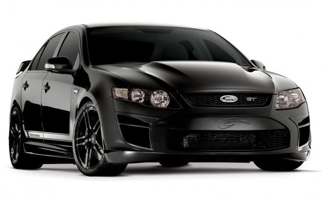 2011 Ford Fpv Falcon Gt Concept Front Three Quarters View 660x413