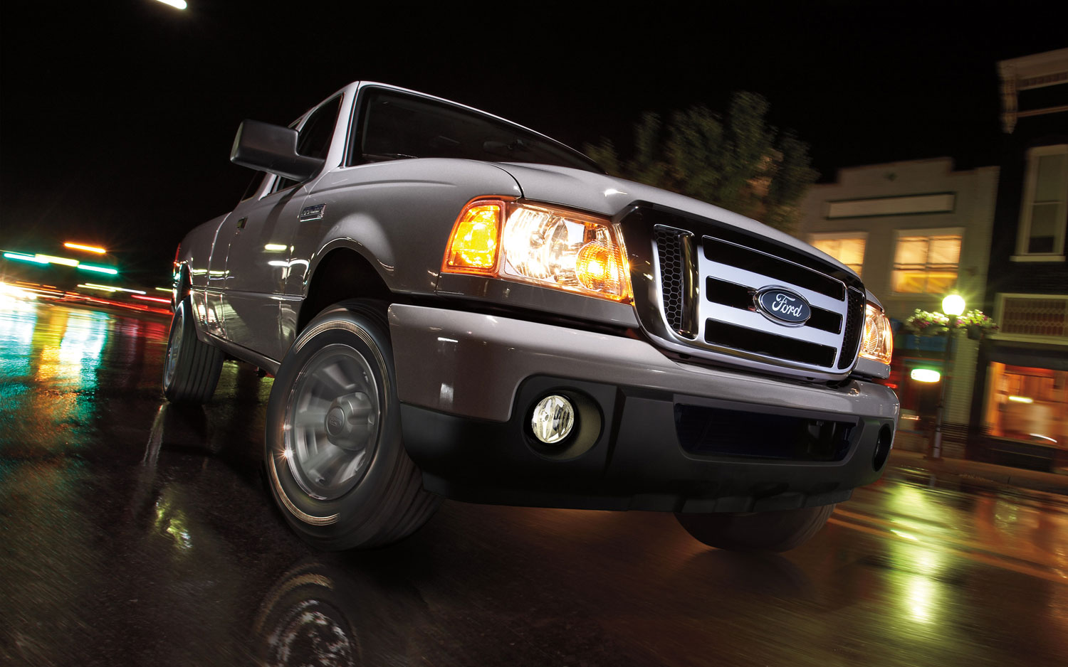 2011 Ford Ranger Front Three Quarter1
