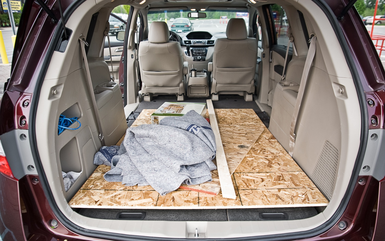 2011 honda odyssey touring elite four seasons update. Black Bedroom Furniture Sets. Home Design Ideas