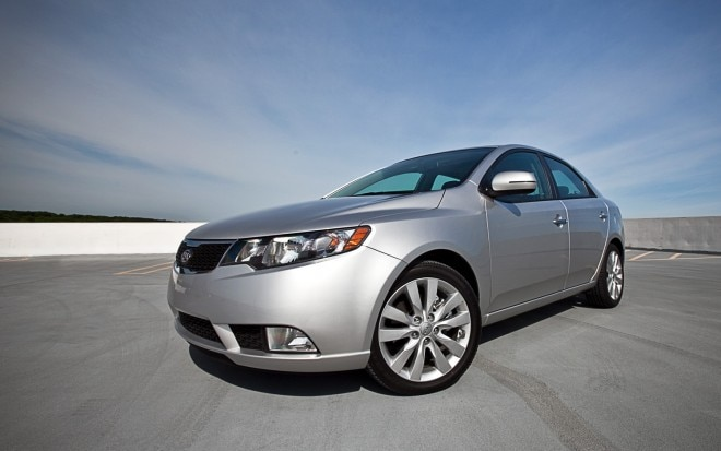 2011 Kia Forte Sx Sedan Front Left Side View1 660x413