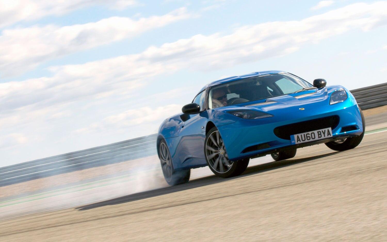 2011 Lotus Evora S Front1