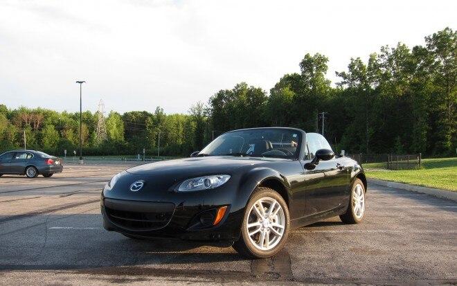 2011 Mazda Miata Mx 5 Front Left View1 660x413
