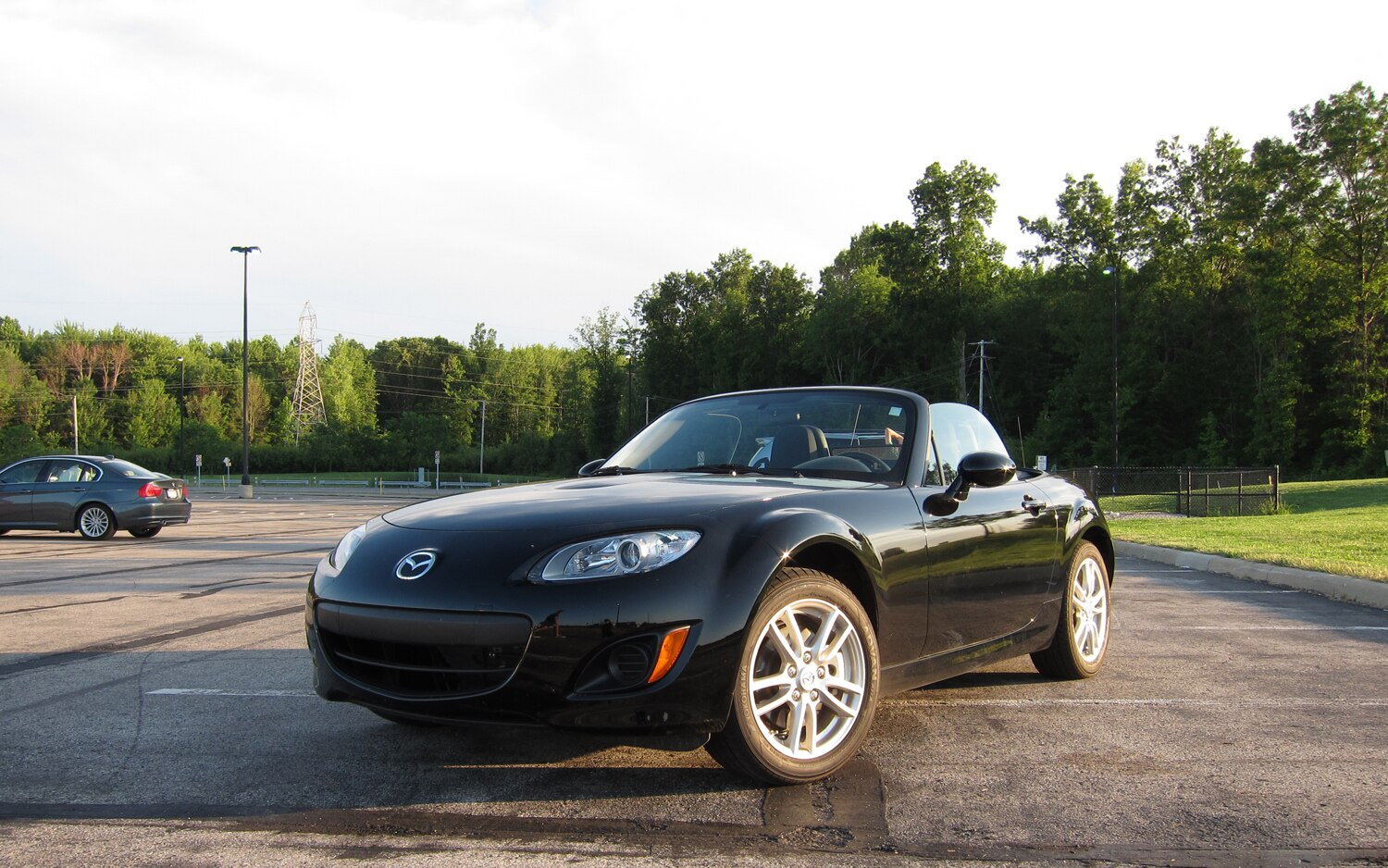 2011 Mazda Miata Mx 5 Front Left View1