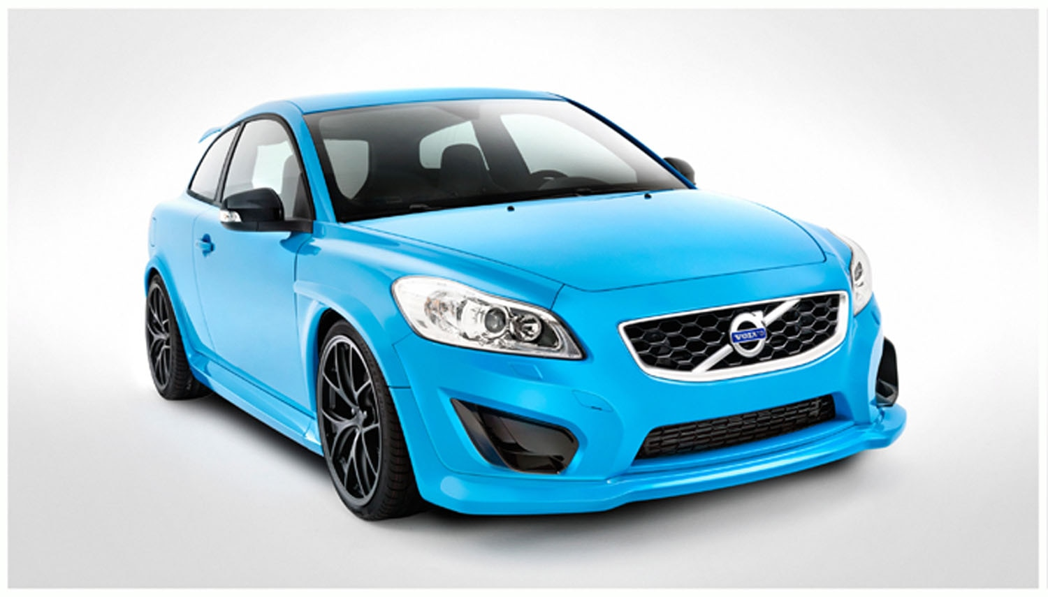 2011 Volvo C30 Polestar Front Right1