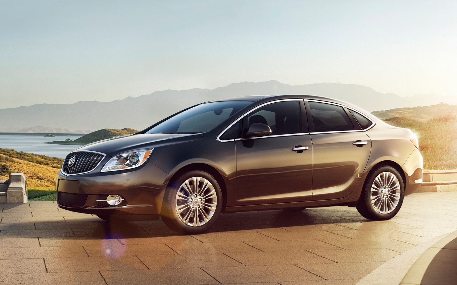Buick S Future Products Compact Cars Are Key