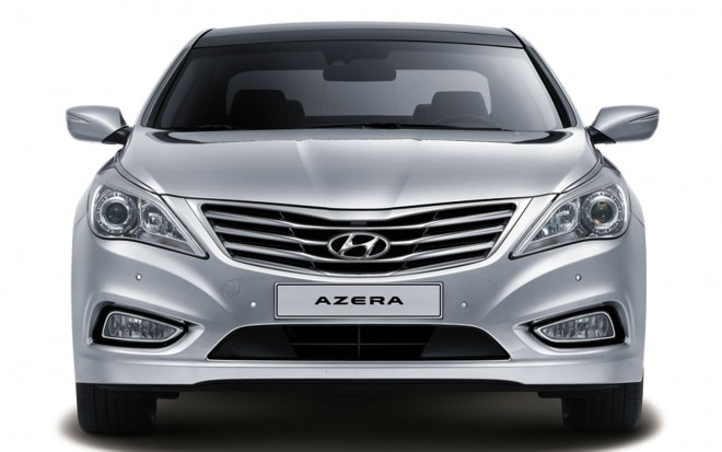 2012 Hyundai Azera Front Shot1 660x413