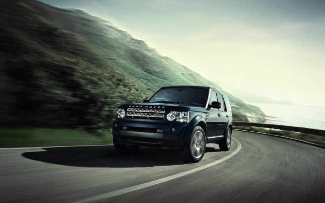 2012 Land Rover Lr4 Front Three Quarter In Motion1 660x413