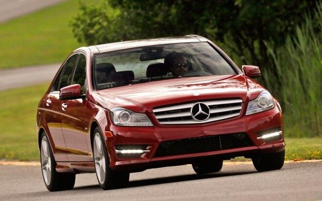 2012 Mercedes Benz C350 Sedan1 660x413