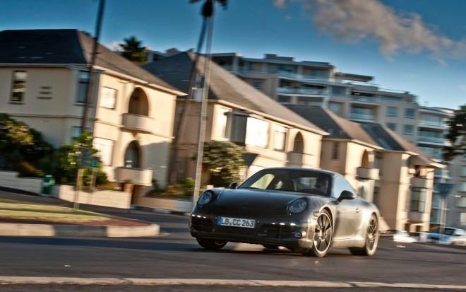 2012 Porsche 911 Front Three Quarter 21 660x413