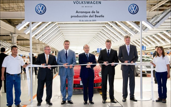 2012 Volkswagen New Beetle Mexico Plant1 660x413