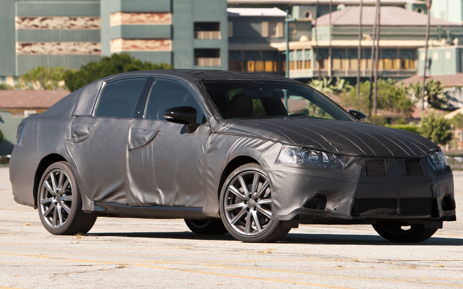 2013 Lexus Prototype Front Three Quarters