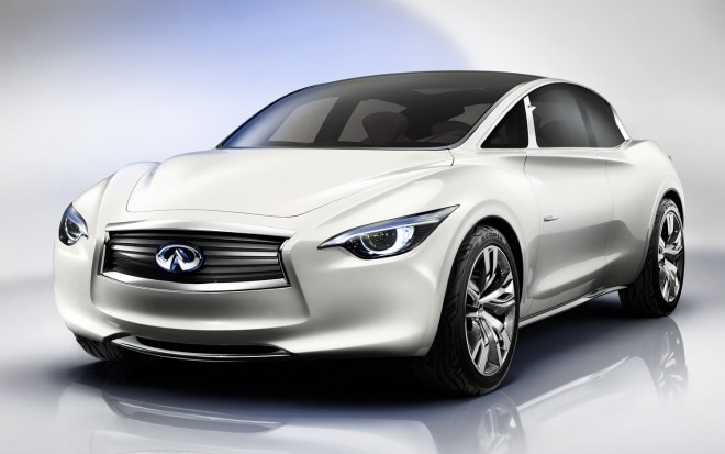 Infiniti Etherea Concept Front Three Quarter1 660x413