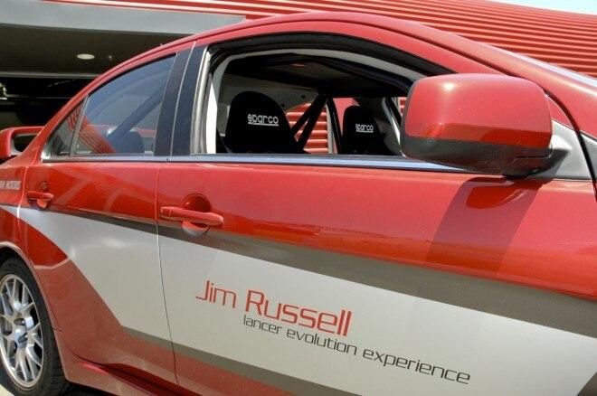 Lancer EVO Jim Russell1 660x438