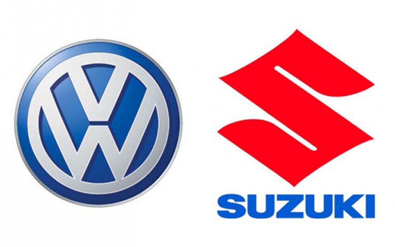Suzuki Volkswagen Logos1